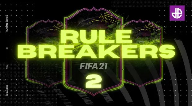 FIFA 21 Rulebreakers