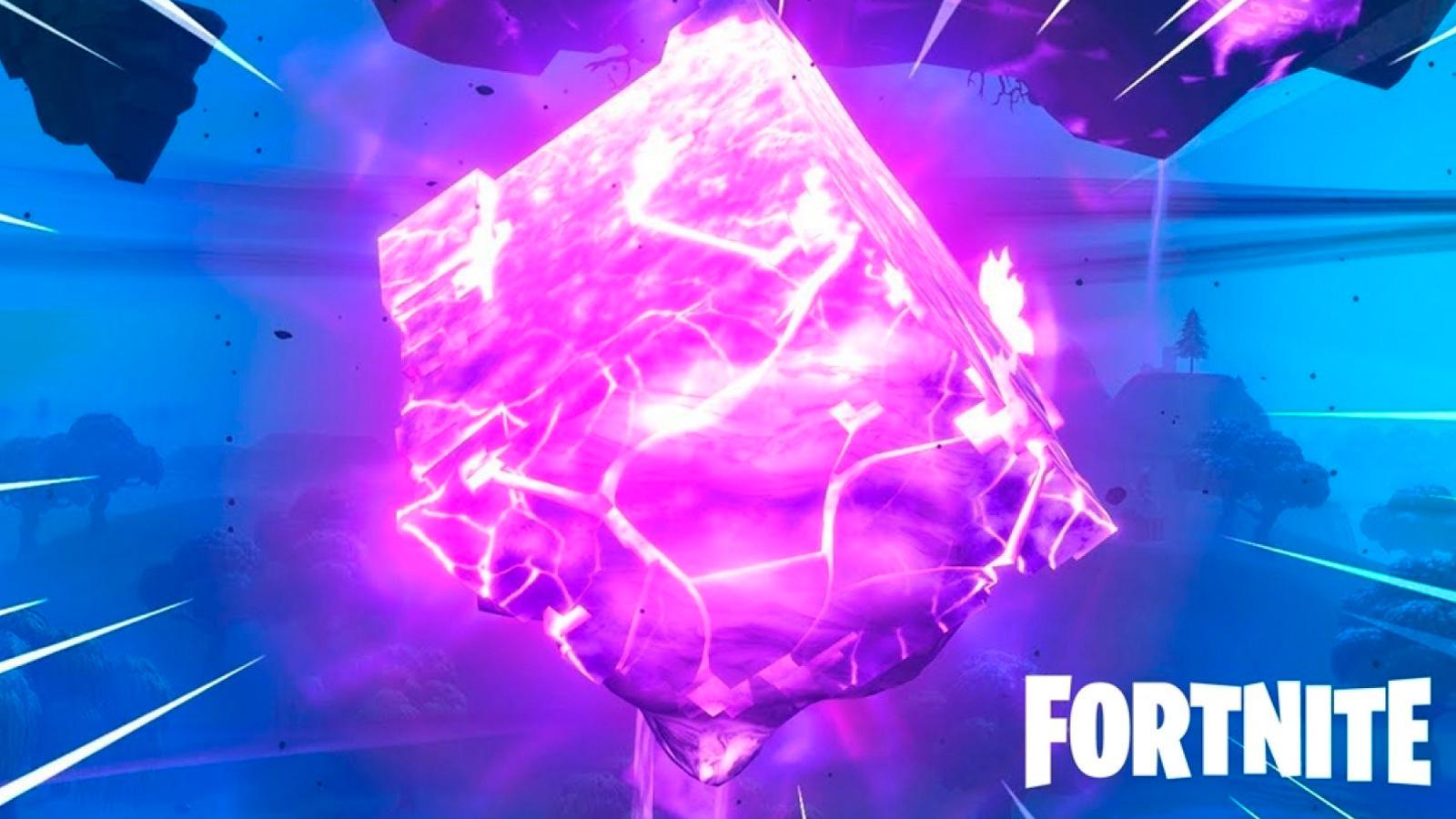 Kevin el Cubo en Fortnite