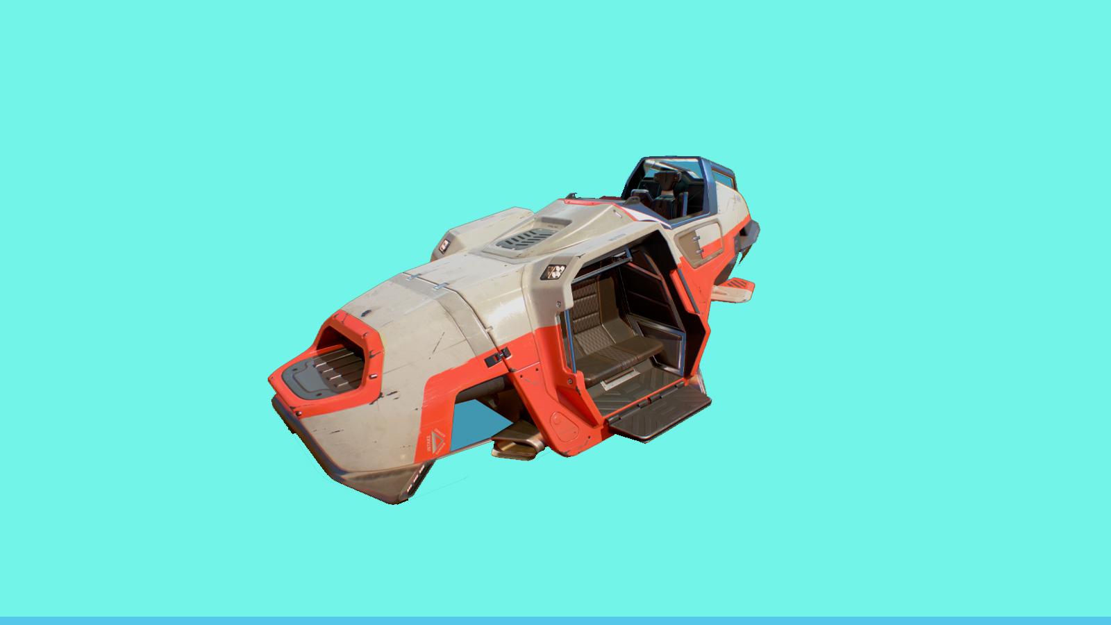 Trident nuevo vehículo Apex Legends