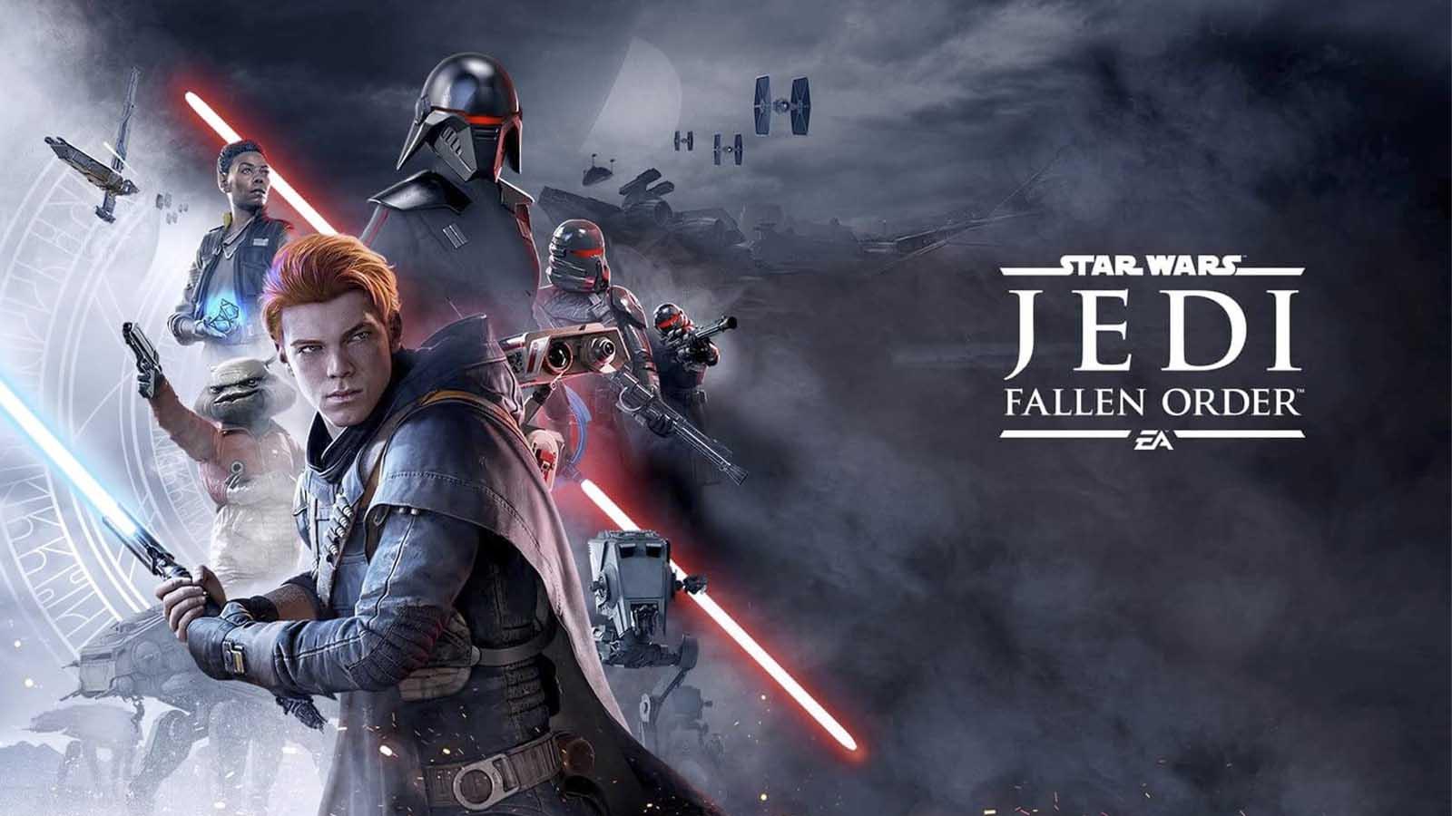 portada nuevo juego star wars