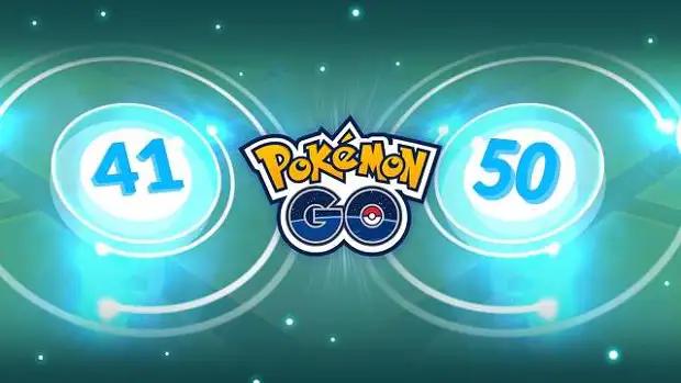nivel 40 pokemon go
