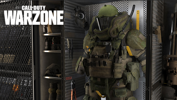 Warzone traje Juggernaut
