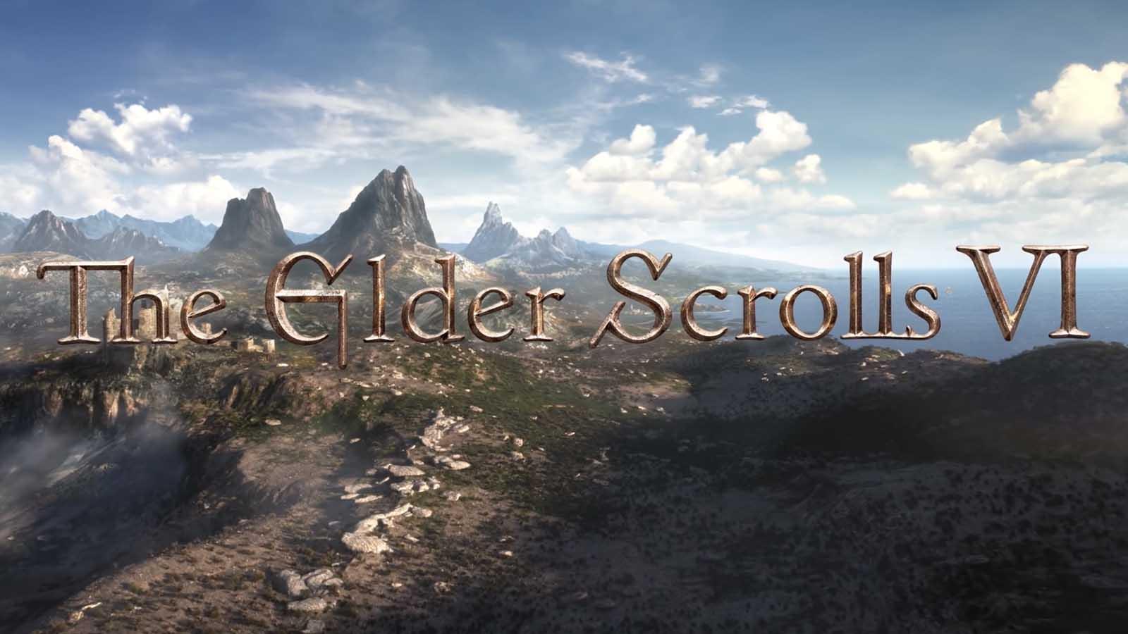 portada the elder scrolls 6 lanzamiento
