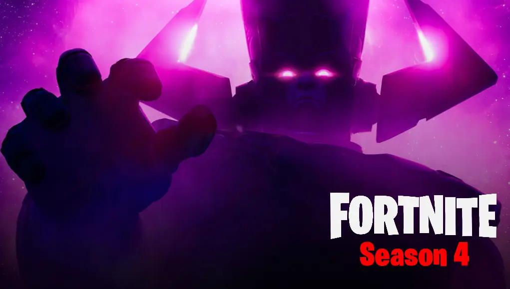 Galactus en Fortnite