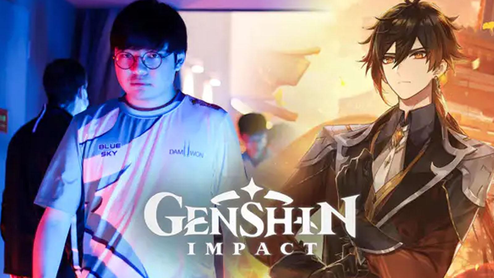 Beryl de DAMWON en Genshin Impact