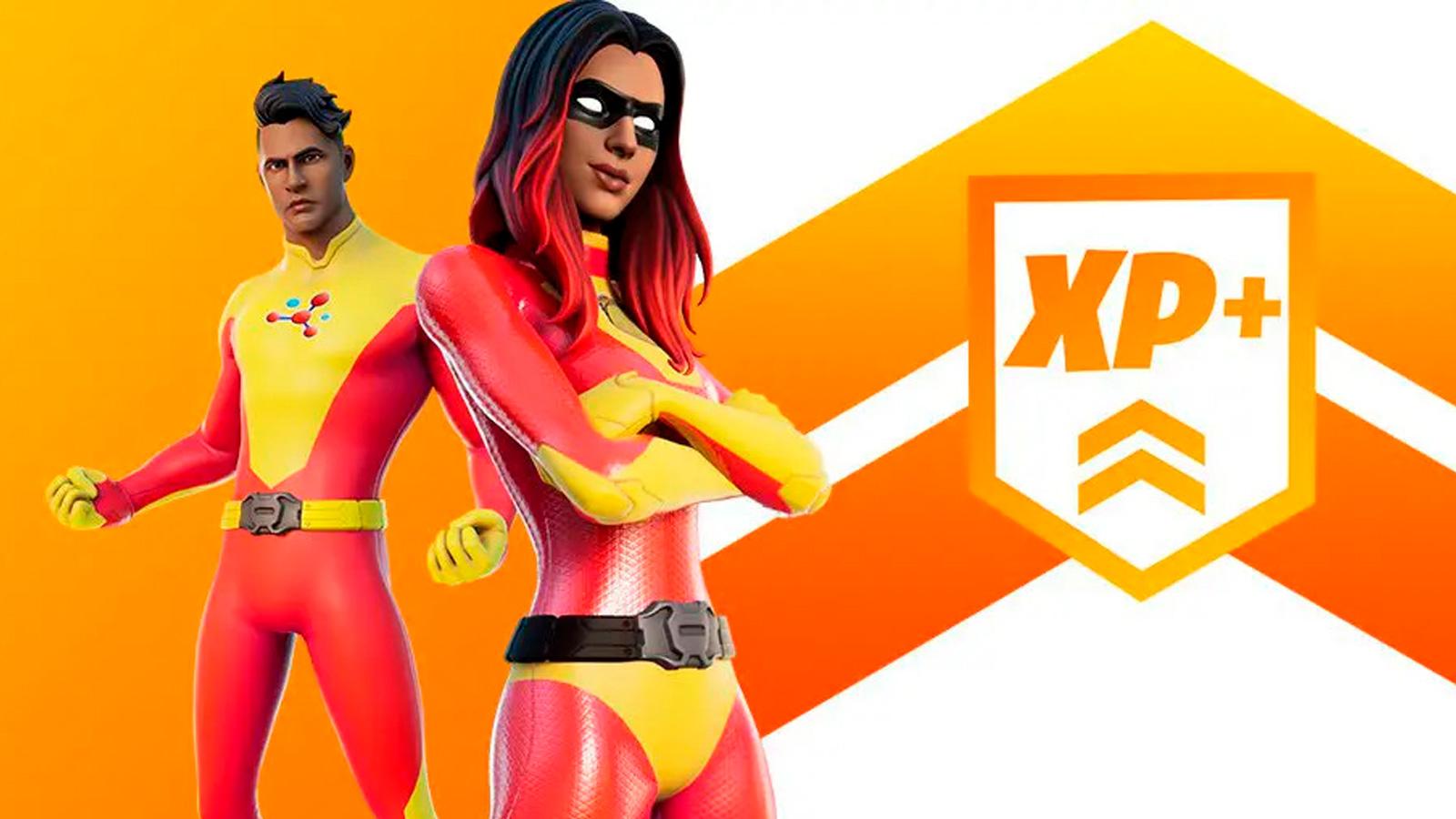 Fortnite desafíos XP Xtravaganza