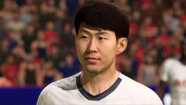 Heung Min Son en FIFA