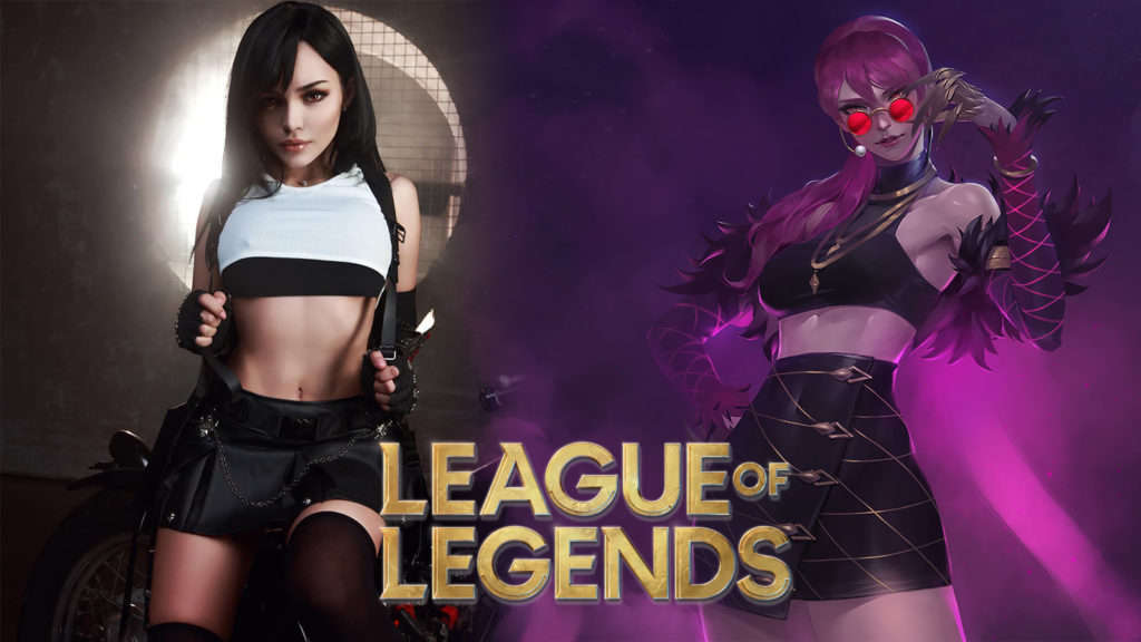 Evelynn cosplay League of Legends