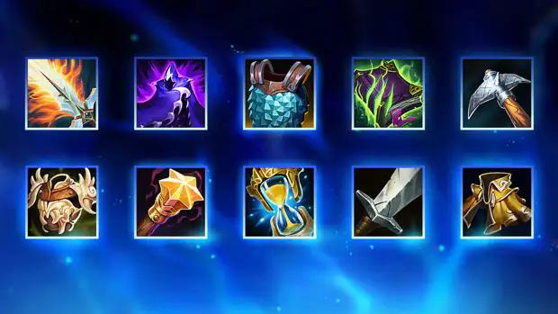 Objetos League of Legends