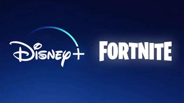 Disney + con Fortnite