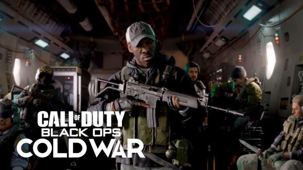 Operador Black Ops Cold War