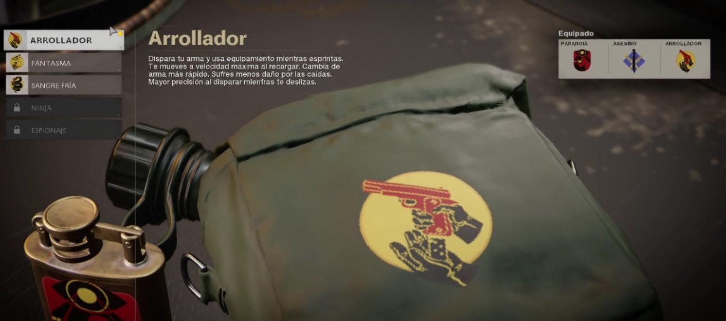 Ventaja arrollador Black Ops Cold War