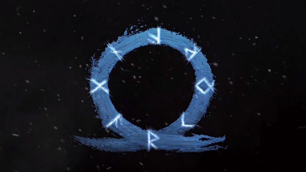 Logo God of War Ragnarok
