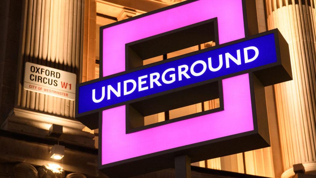 Metro de Londres PS5