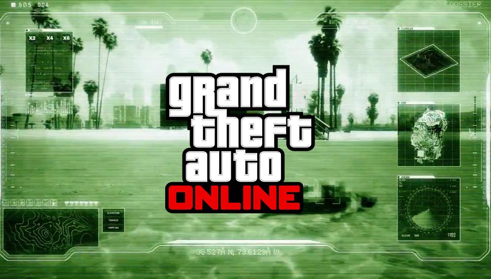 Nuevo robo GTA Online