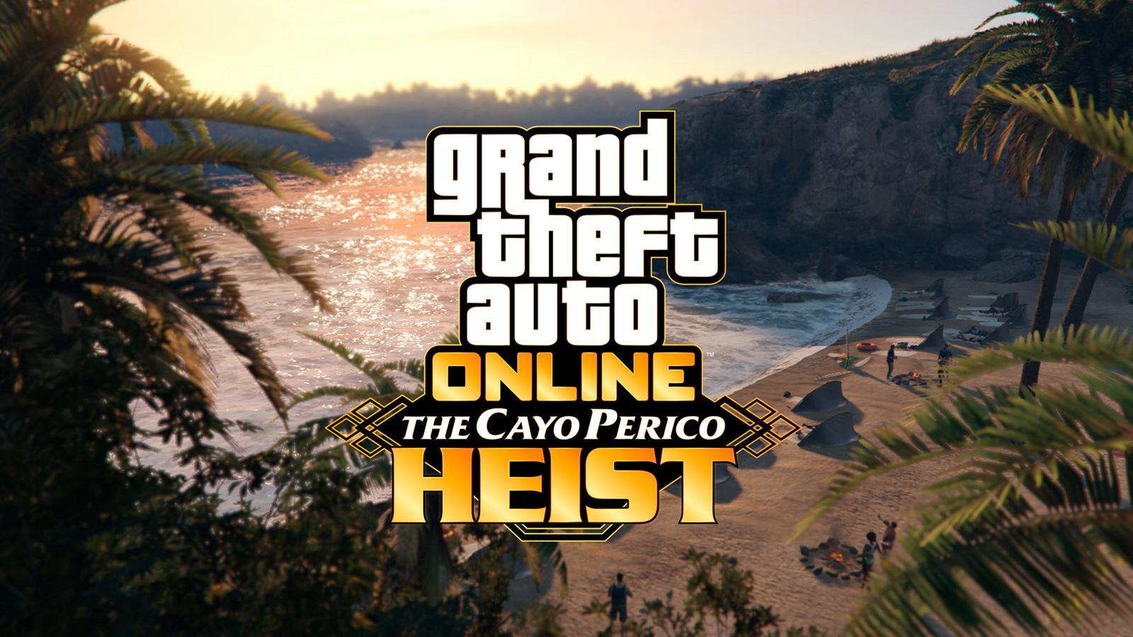 Nuevo atraco Cabo Perico GTA Online