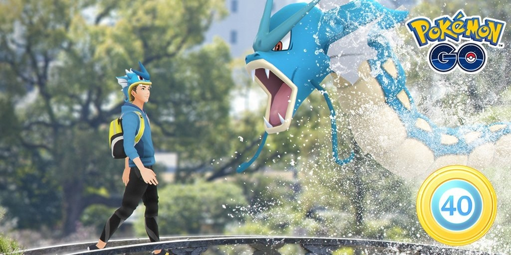 Nivel 40 de Pokémon Go