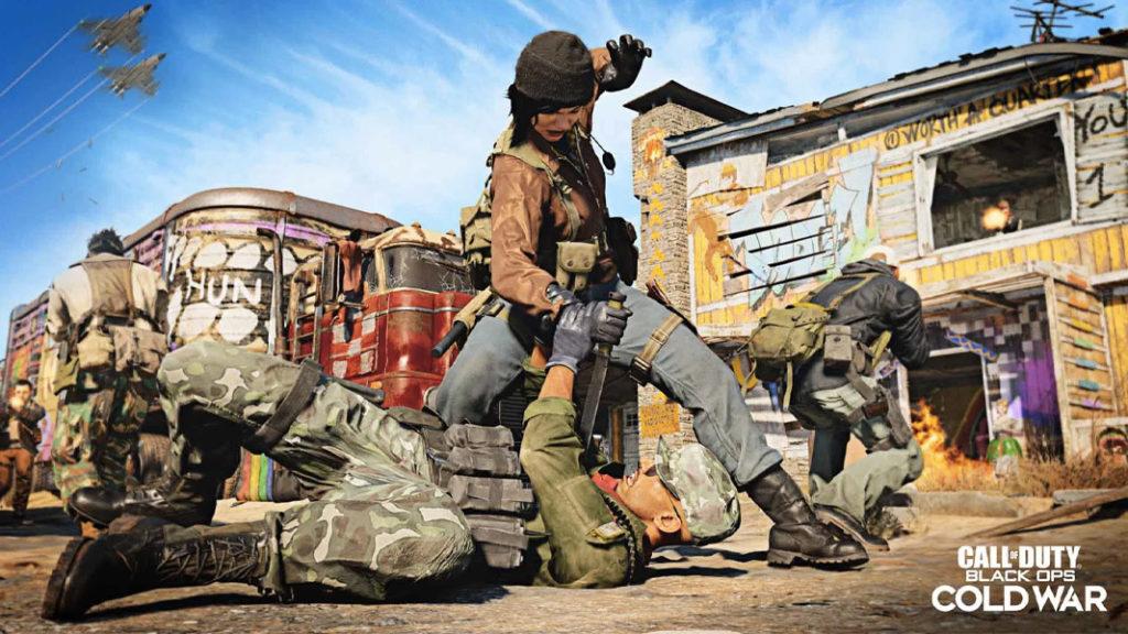 Nuketown en Black Ops Cold War