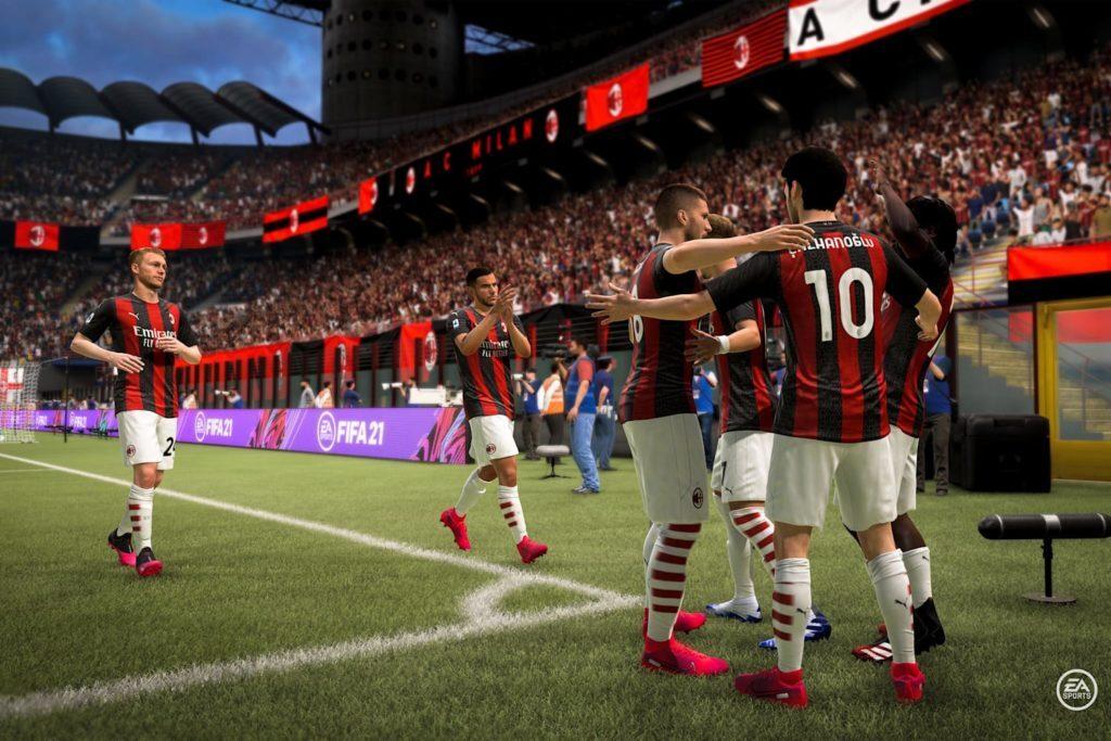 Ibrahimovic FIFA 21 milan