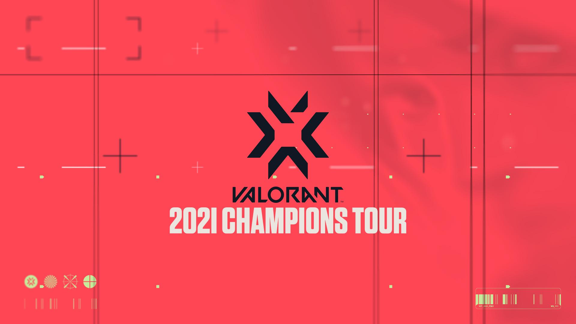 Logo Valorant Champions Tour