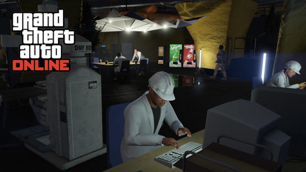 Bunker de GTA Online