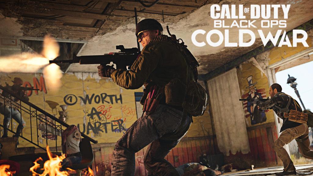 Operador de Black Ops Cold War