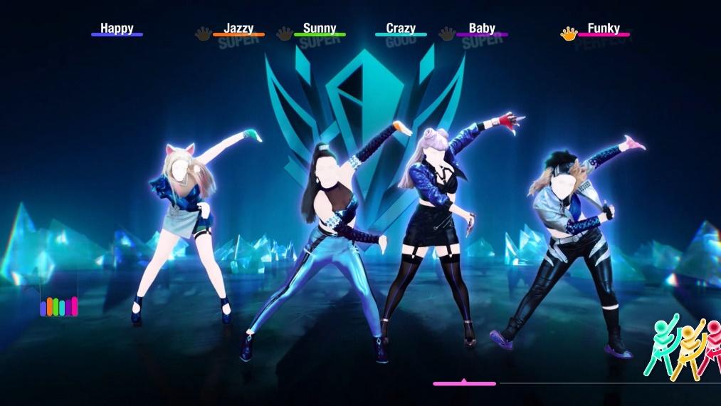 K/DA en Just Dance