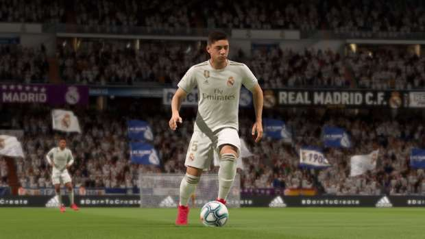 Federico Valverde FIFA