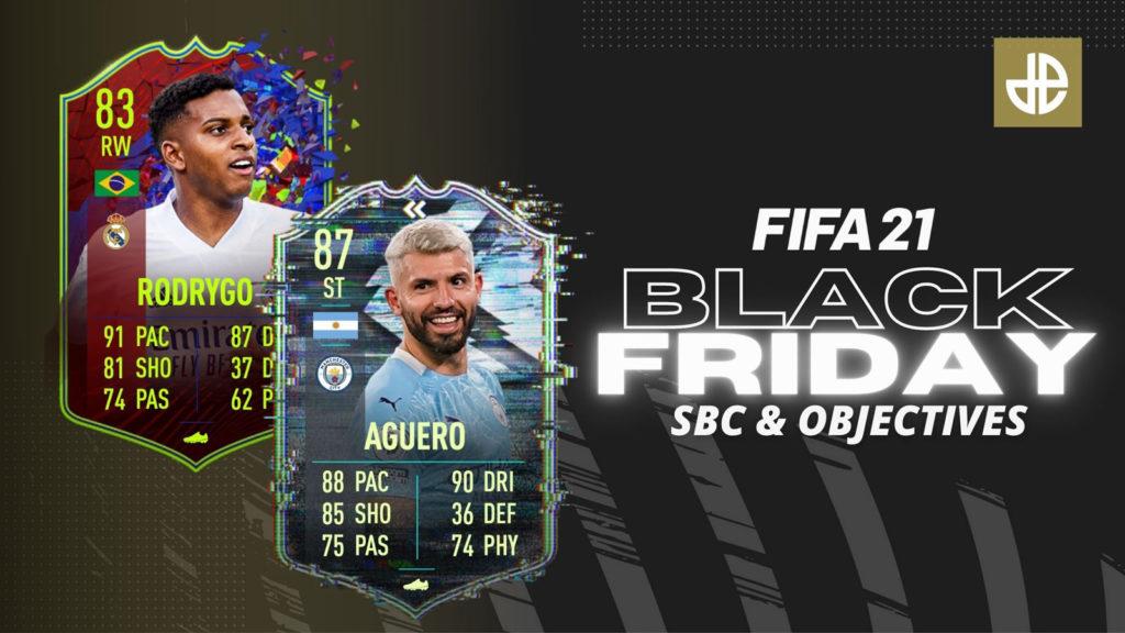 Aguero y Rodrygo FIFA 21