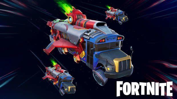 Autobus de Fortnite