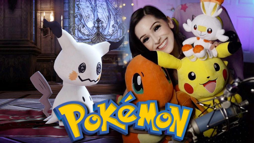 Cosplayer Pokémon