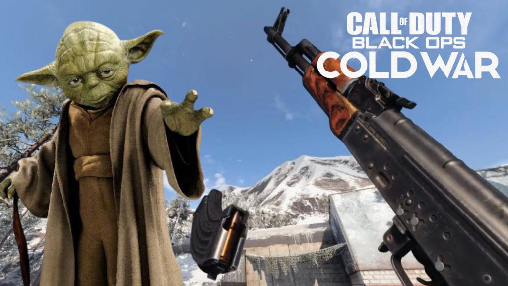 yoda en Black Ops Cold War