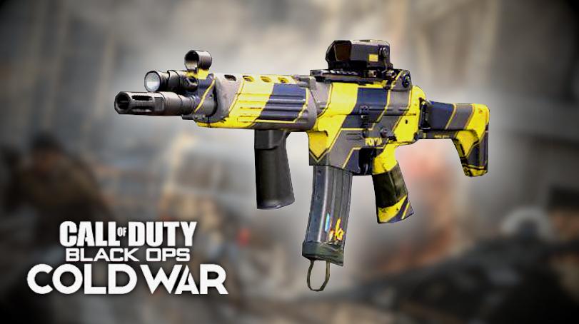 Camuflaje Black Ops Cold War