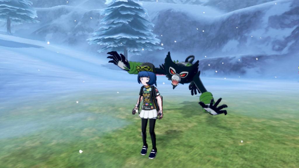 Zarude en Pokémon Espada y Escudo