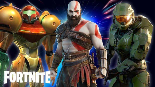 Fortnite Gaming Legends