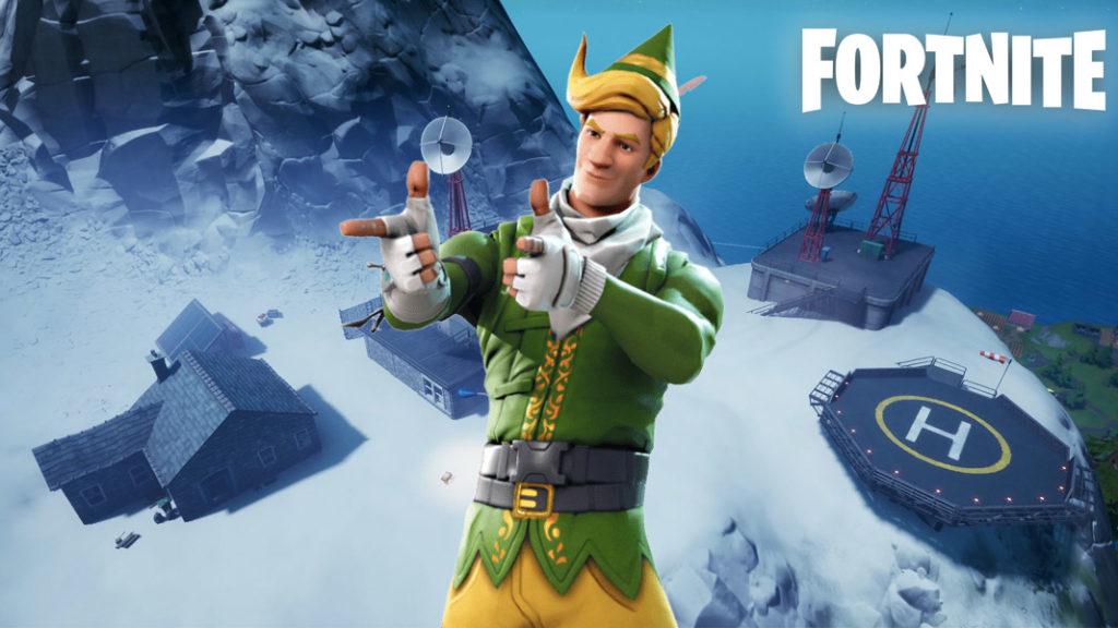 Skin elfo fortnite