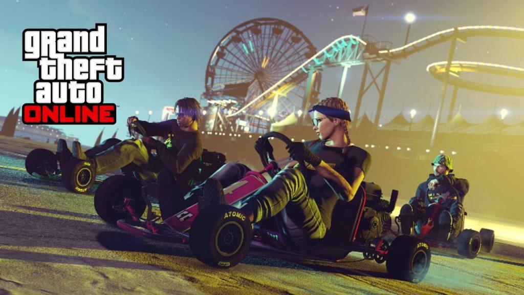 Go-Karts en GTA Online
