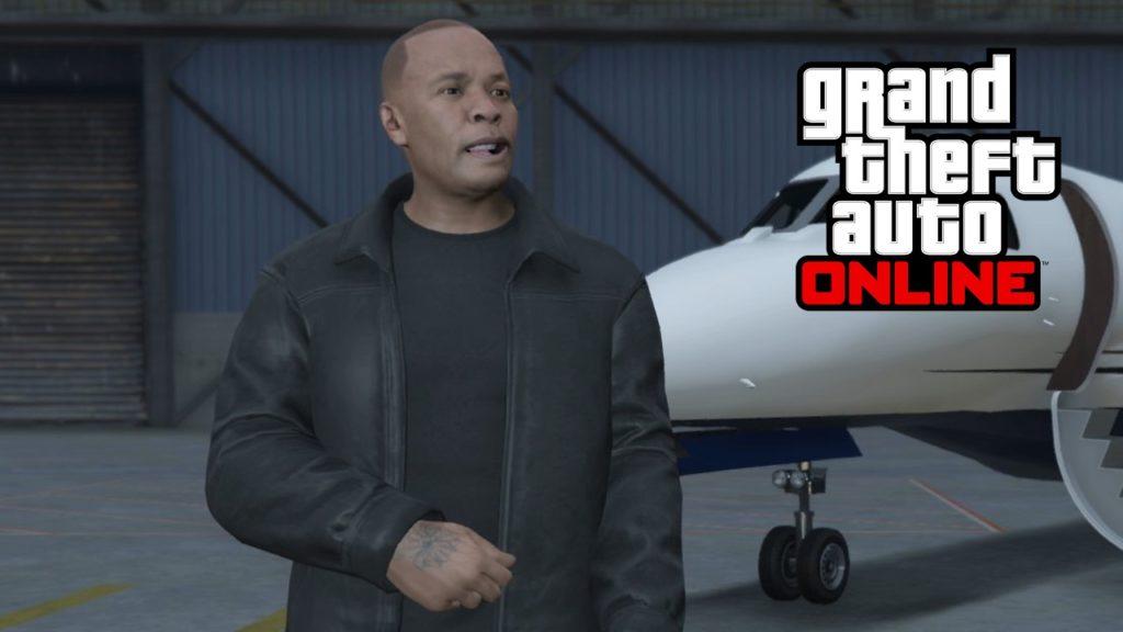 Dr. Dre en GTA Online