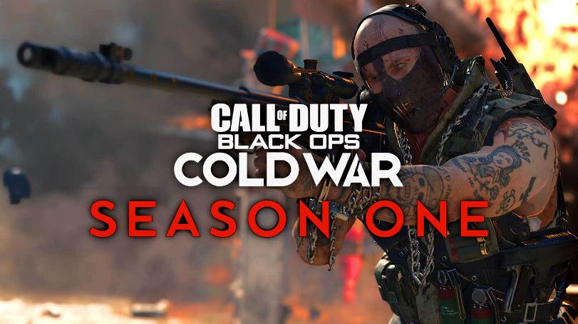 Black Ops cold War temporada 1