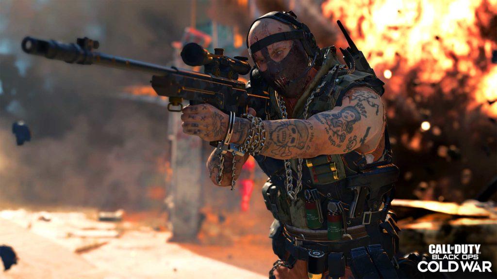 Nuevas armas black ops cold war