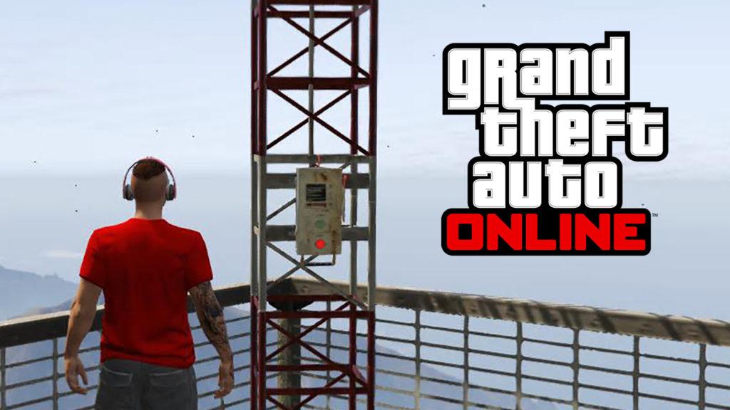 Nuevas antenas en GTA Online