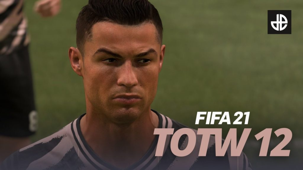 Cristiano Ronaldo FIFA 21 TOTW