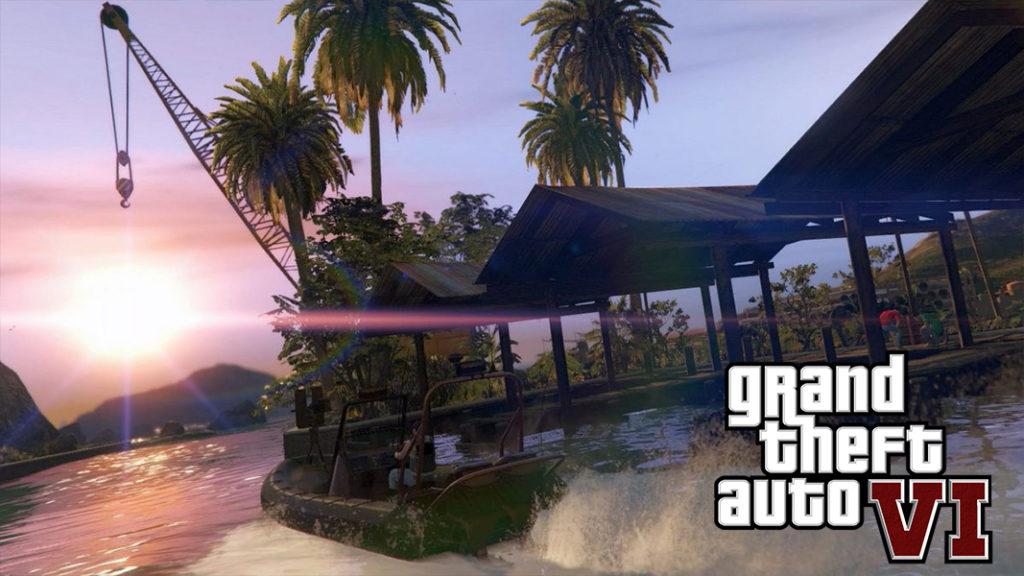 Barco en GTA 6