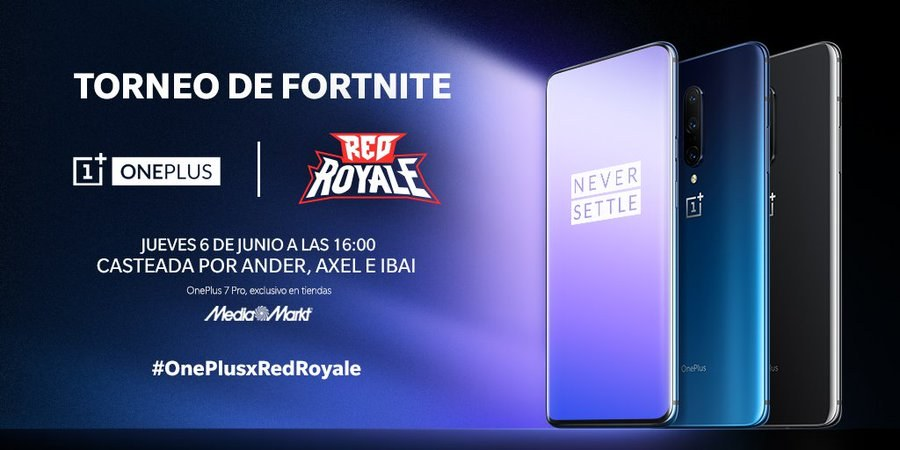 OnePlus/Red Royale