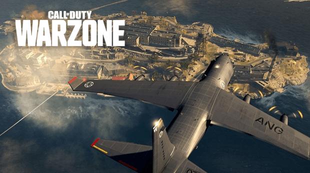 REbirth Island en Warzone
