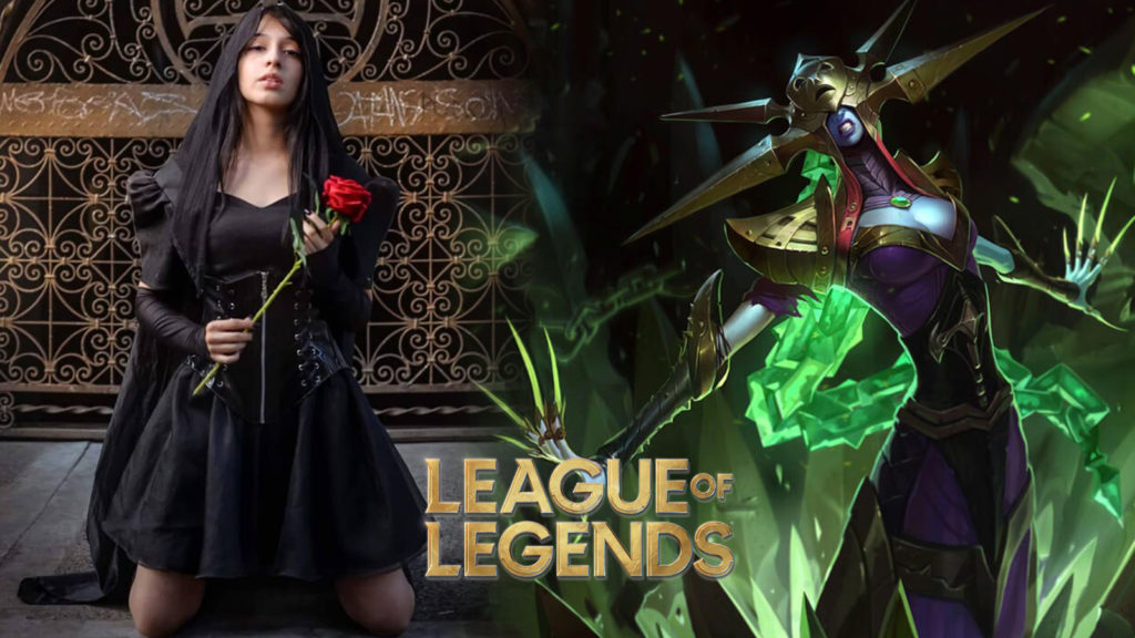 Cosplay Lissandra League of Legends