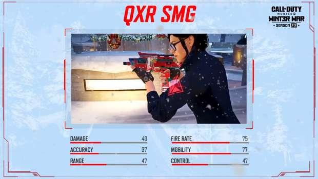 Estadísticas QXR