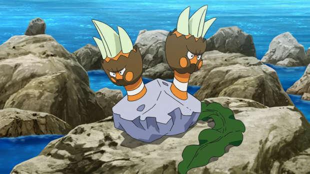 Binacle Pokémon