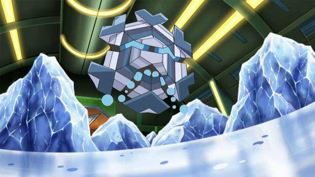 Cryogonal Pokémon