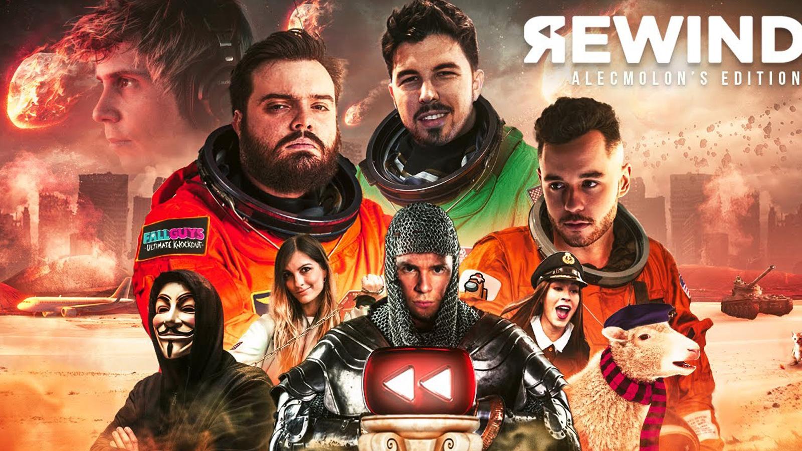 Miniatura Youtube Rewind español 2020